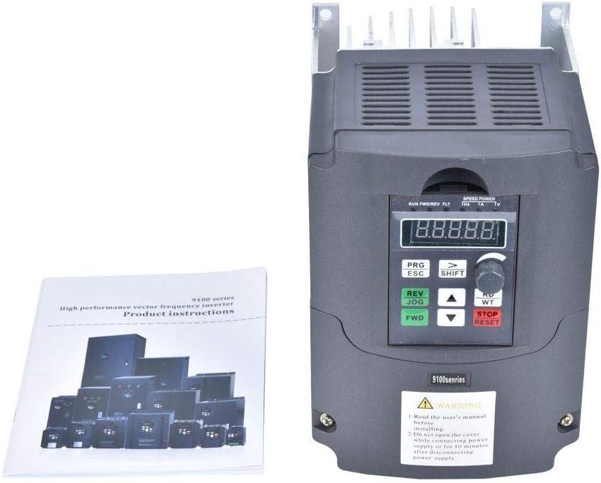 MxZas Frecuencia Velocidad de Controlador, Bomba de Agua Solar Estable inversor de CC a CA de frecuencia generador fotovoltaico Converter con Doble Capa de Placa de Circuito Impreso (0.75KW) Jzx-n