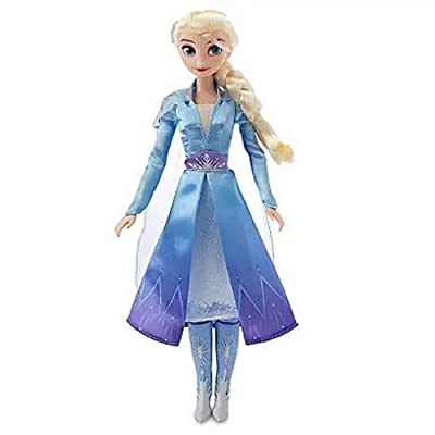 Disney Elsa Singing Doll – Frozen 2 – 11'': Toys & Games