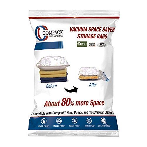 Duvet Vacuum Storage Bags Review - 5
