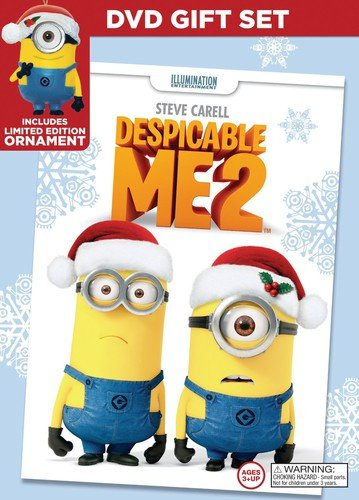- Despicable Me 2 Limited Edition Ornament Gift Set (DVD)