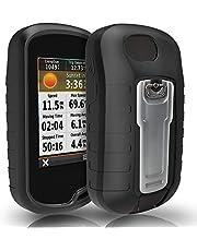 TUSITA Hoesje Compatibel met Garmin Oregon 600 600t 650 650t 700 750 750t - Siliconen Bescherming Hoes Beschermhoes Huid - Handheld GPS Accessoires
