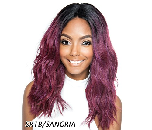 ISIS MANE CONCEPT RED CARPET PREMIERE LACE FRONT WIG BEA - RCP775 (SR4/CREAMYBLOND)