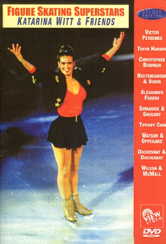 FIGURE SKATING SUPERSTARS: Katarina Witt & Friends (Figure Witt Katarina)