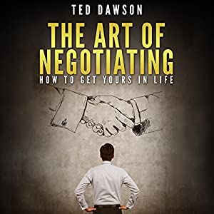The Art of Negotiating Audiobook