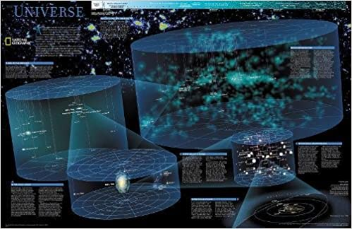Amazon buy the universe laminated wall maps space national amazon buy the universe laminated wall maps space national geographic reference map book online at low prices in india the universe publicscrutiny Images