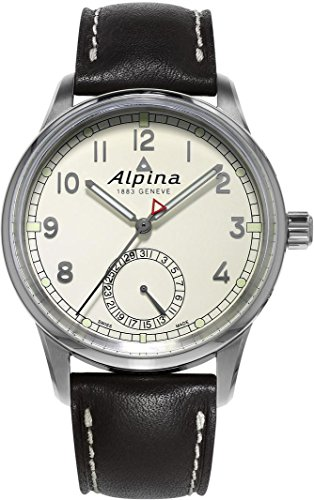 Alpina Geneve Kriegsmarine Automatic Mens Watch Manufactury calibre