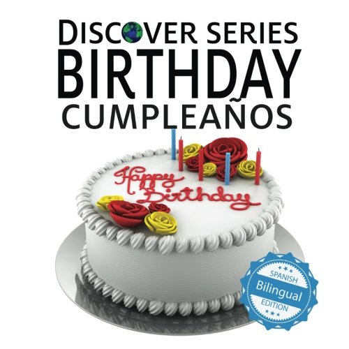 Cumpleanos/ Birthday (Xist Kids Bilingual Spanish English ...