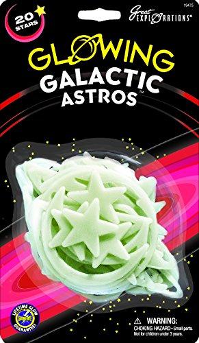 University Games GLOW 19475 Explorations Galactic