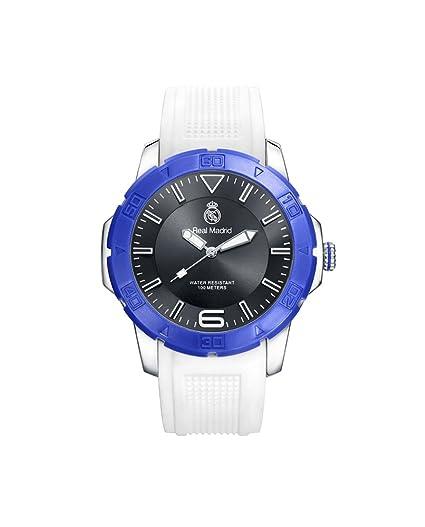 227d7a47cfc8 Reloj Oficial Real Madrid Hombre RMD0001-50  Amazon.es  Relojes
