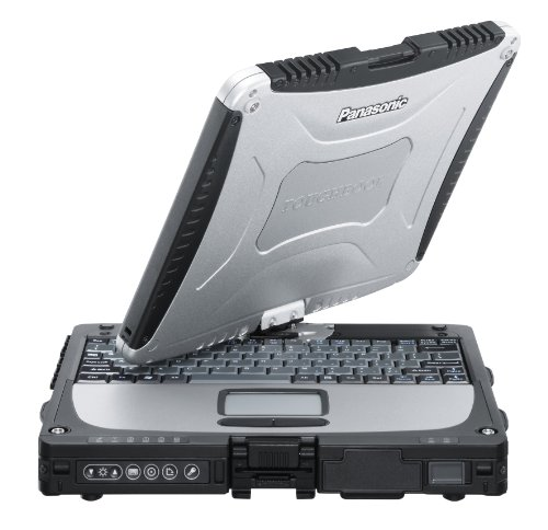 Panasonic Toughbook CF-19 CF-19AHUAX1M MK5 FULLY RUGGED 10.1