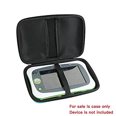 Hermitshell Hard Travel Case Fits Leapfrog LeapPad Ultimate (Blue): Toys & Games