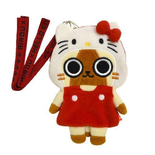 Airou x Hello Kitty multi-case (roux) (japan import)