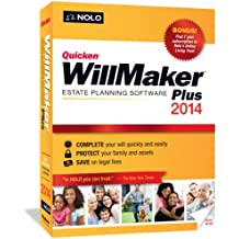 Quicken Willmaker Plus 2014