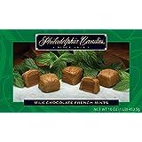Philadelphia Candies Milk Chocolate French Mint Meltaways, 453.5 gram Gift Box