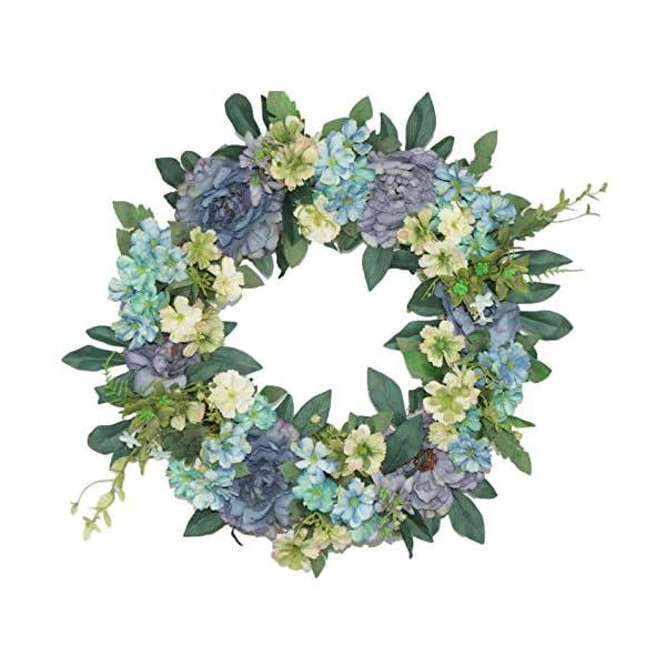 Emlyn-Silk-Summer-Door-Wreath-16-Inch-Handcrafted-On-A-Grapevine-Wreath-Base-Multi-Tones