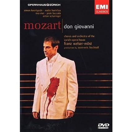 Mozart - Don Giovanni by Warner Classics: Amazon.es: Cine y Series TV