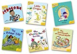 Oxford Reading Tree: Level 5: Snapdragons: Pack (6 books, 1 of each title)