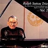Ralph Trio Sutton: Live at 'Sunnie'S Rendezvous (Audio CD)