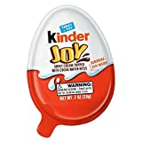Kinder Joy is a delicious treat that comes with a surprise toy. It presents a yummy and entertaining world for kids, while delivering a reassuring and emotional experience to parents.    This unique treat comes in a well-designed portion size, which...