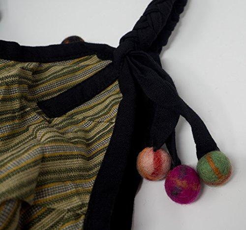 Yuli , Damen Schultertasche Einheitsgröße Farbe 2