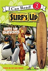 Surf's Up: Meet the Characters (I Can Read Book 2)