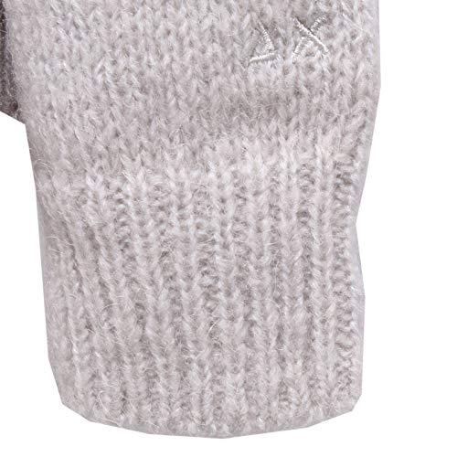 Donna Turtleneck 6865y Chiaro Dolcevita Light Wool Grigio Woman Mix 68 Sweater Grey Sun wZqn4TtW