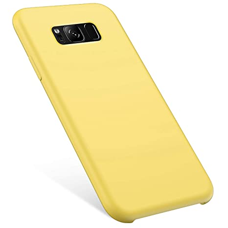 coque galaxy s8 jaune