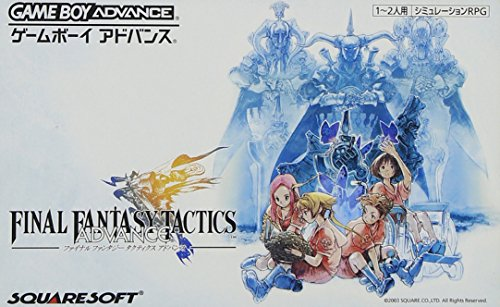 Final Fantasy Tactics Advance (Japanese Import Video Game)