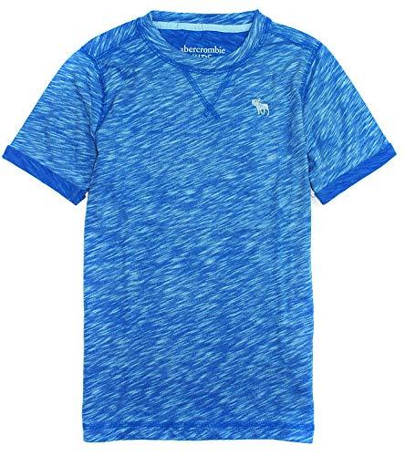 Abercrombie & Fitch Boy's Graphics, Plain or Colorblock Soft T-Shirt K-16 (7/8, - Abercrombie Jeans Kids