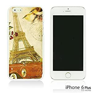Art Paintings Hardback Case Cover For Apple Iphone 6 Plus 5.5 Inch Smartphone Vintage European Painting