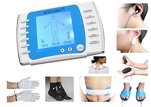 Hand Foot Auricular Treatment Acupuncture Medicomat by Medicomat