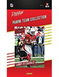 Arizona Cardinals 2017 Prestige Factory Sealed Team set with Carson Palmer and Larry Fitzgerald plus