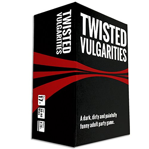 Twisted Vulgarities - A Dark, Dirty, Painfully Funny Party Card Game ()