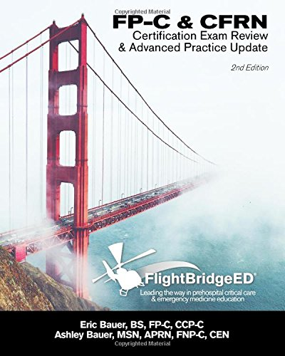 FlightBridgeED LLC Certification Advanced certification