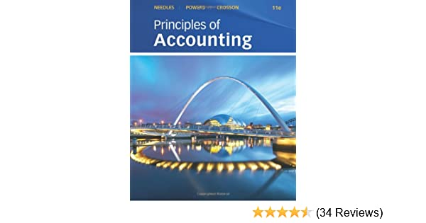 Principles of accounting financial accounting belverd e needles principles of accounting financial accounting belverd e needles marian powers susan v crosson 9781439037744 amazon books fandeluxe Choice Image