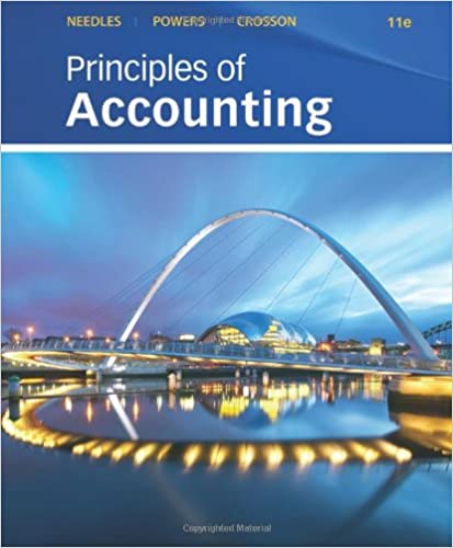 Principles of accounting financial accounting belverd e needles principles of accounting financial accounting 11th edition fandeluxe Gallery
