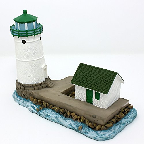 Scaasis Lighthouse Figurine - Sunken Rock, New York