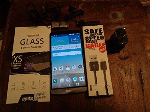 LG D850 32GB WHITE  G3 D850 32GB Unlocked GSM 4G LTE Quad-HD 13MP Camera Smartphone – Silk White