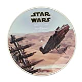 John Williams: Star Wars The Force Awakens - March Of The Resistance / Rey's Theme (Pic Disc) Vinyl 10