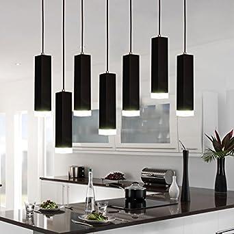 BRILIFE Küche Pendelleuchte Moderne Minimalist Led Pendelleuchten  Schlafzimmer Wohnzimmer Study Lamp Restaurant Beleuchtung Rezeption Led  Hängeleuchten