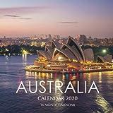 Australia Calendar 2020: 16 Month Calendar