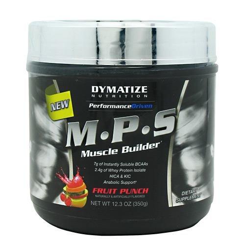 Dymatize Производительность Driven M.P.S. Фруктовый пунш - 20 порций