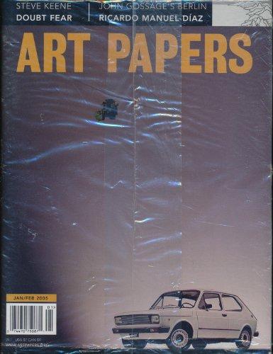 Feb 2005 Art - Art Papers (Jan/Feb 2005)