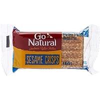Go Natural Original Sesame Crisp, 24 x 40 Grams