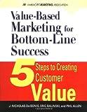 Value-Based Marketing for Bottom-Line Success 9780071396561