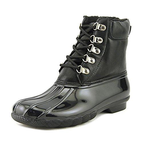 Hawk Footwear (Seven7 Women's J-Hawk Rain Shoe, Black, 7 UK/7 M US)