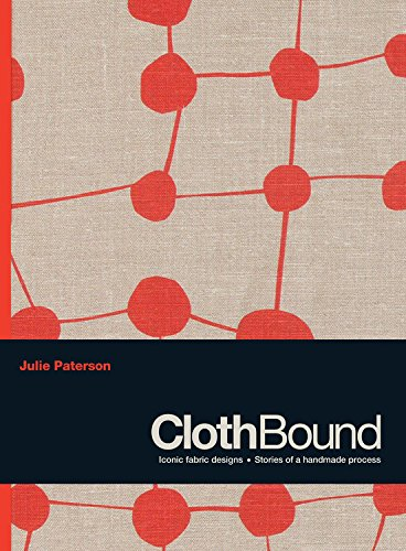 ClothBound: Iconic fabric designs; stories of a handmade process