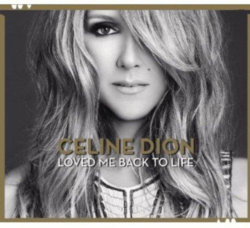 CD : Celine Dion - Loved Me Back to Life (Asia - Import)