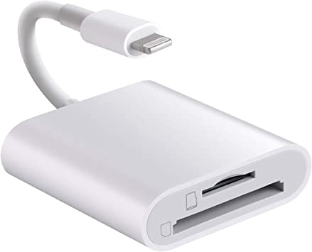 ipad memory card reader