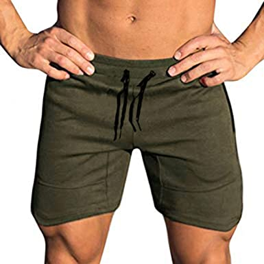 COOFANDY Mens 3 Pack Gym Workout Shorts Mesh Weightlifting Squatting Pants Training Bodybuilding Jogger with Pocket